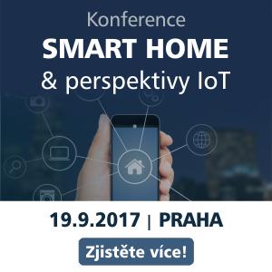 Konference SMART HOME & perspektivy IoT